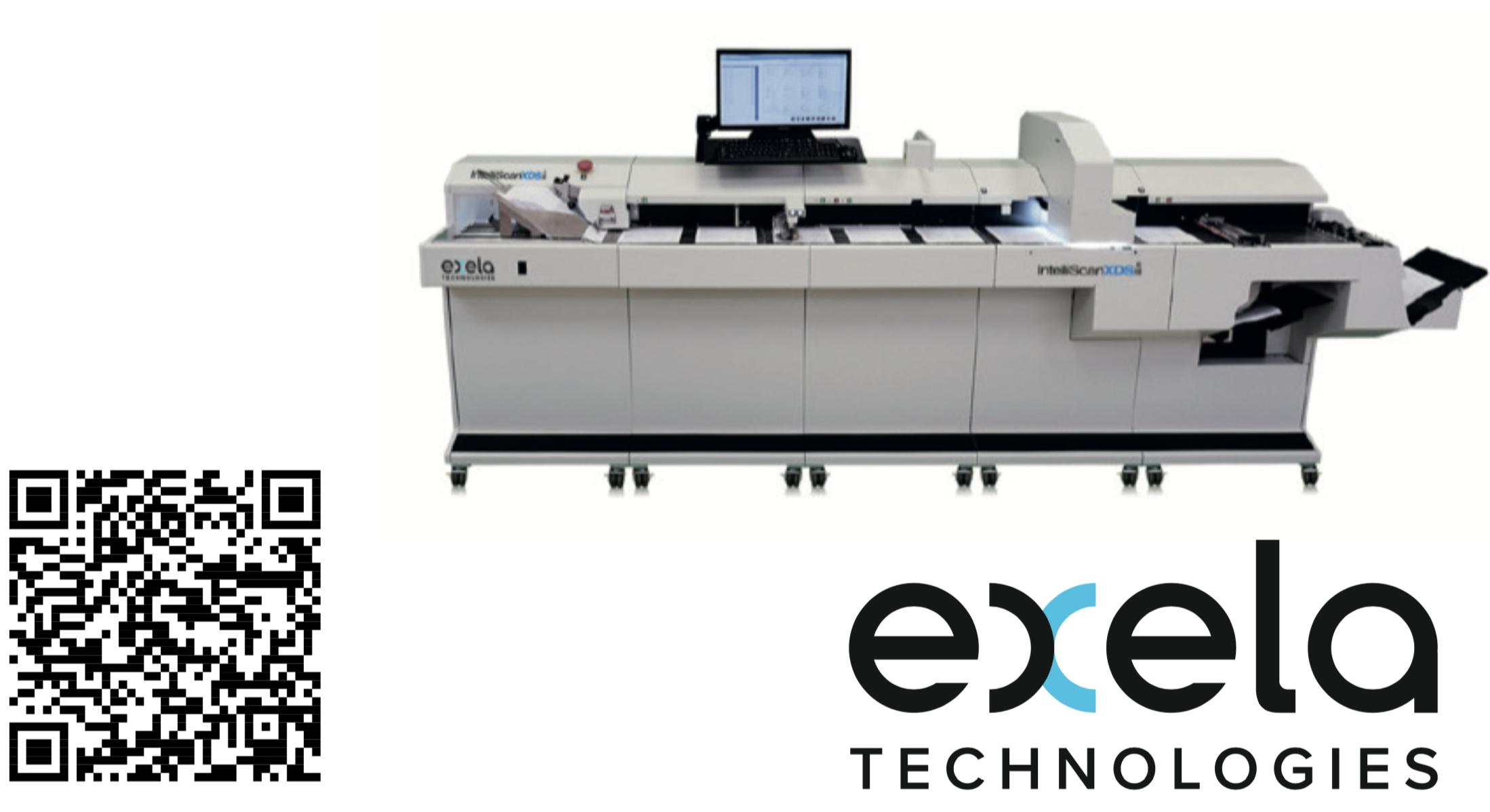 Exela Technologies IntelliScan XDS 5